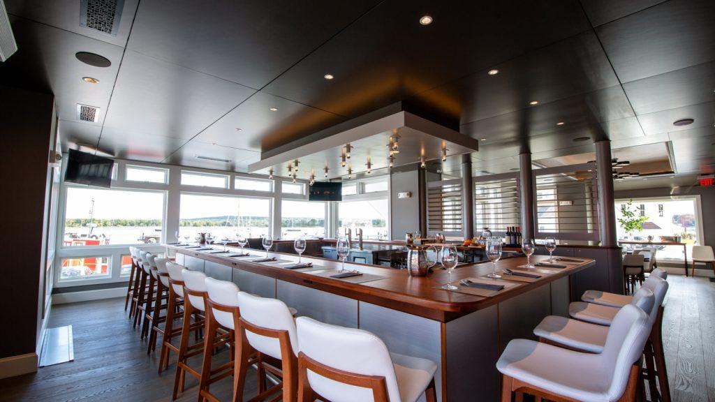 Carlson's Landing restaurant interior