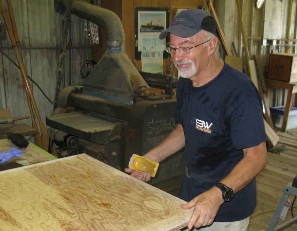 Carpentry - Mark Benedict