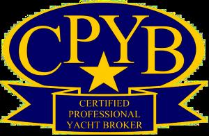 Ceritfied Professional Yacht Broker logo